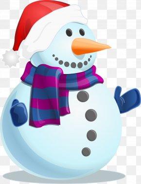 Snowman - Santa Claus Christmas Snowman Joke Candy Cane PNG