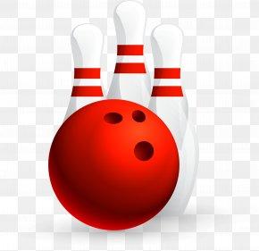 Bowling - Bowling Ball Ten-pin Bowling Game Bowling League PNG