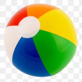 Beach Ball PNG