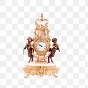 Continental Clock - Alarm Clock Table PNG