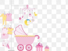 Baby Creative - Paper Text Illustration PNG