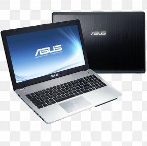Asus Laptop Clipart - Laptop Asus Netbook Ivy Bridge Random-access Memory PNG