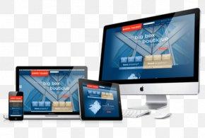 Web Design - Responsive Web Design Web Development Mobile Phones Handheld Devices PNG
