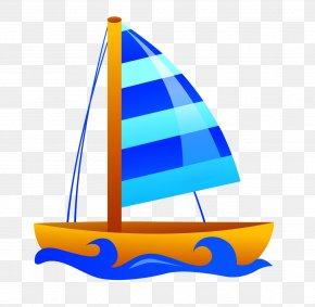 Boat - Sail Drawing Boat PNG