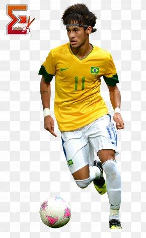 Tmall Taobao Poster - Neymar FC Barcelona Paris Saint-Germain F.C. 2014 FIFA World Cup Football Player PNG