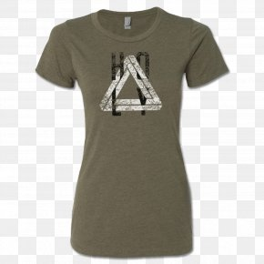 Military Woman - T-shirt Clothing Sleeve Unisex PNG