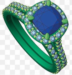 Jewellery Model - Turquoise Body Jewellery Jewelry Design PNG