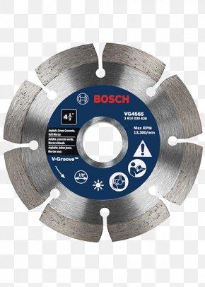 Diamond Blade - Tool Diamond Blade Robert Bosch GmbH Material Angle Grinder PNG