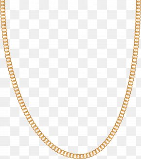 Chain Vector - Necklace Jewellery Gold Chain Carat PNG