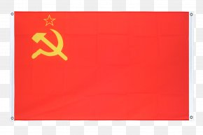 Soviet Union - Flag Of The Soviet Union Flag Of The Soviet Union Fahne Flag Of Russia PNG
