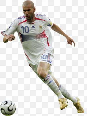 Zinedine Zidane - France National Football Team Real Madrid C.F. 1998 FIFA World Cup La Castellane PNG