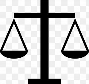 Scale - Lawyer Justice Rule Of Law PNG