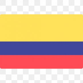 Flag - Flag Of Colombia National Flag United States PNG