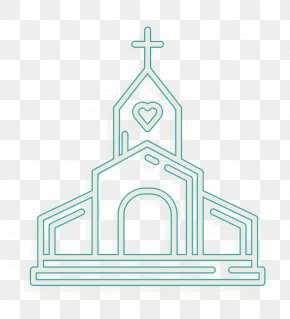 Church Arch - Wedding Love Background PNG