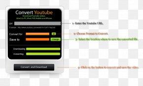 Youtube - YouTube Freemake Video Converter Freemake Video Downloader Computer Software Audio Video Interleave PNG