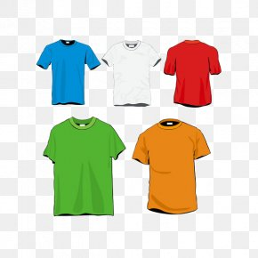 Summer T-shirt Template - T-shirt Clothing Stock Photography Clip Art PNG