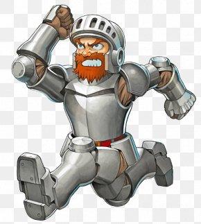 Ghost N Goblins - Ghouls 'n Ghosts Blog Arthur Robot PNG