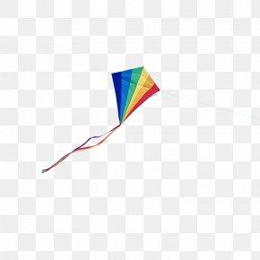 Colored Diamond Kite - Kite PNG