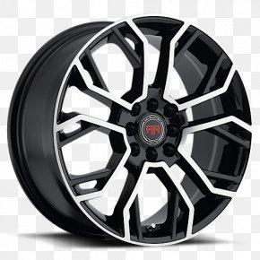 Wheel Rim - Custom Wheel Car Center Cap Tire PNG