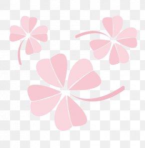 Clover - Petal Floral Design Flower Pattern PNG