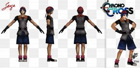 Chrono Trigger - Chrono Cross Dissidia 012 Final Fantasy Final Fantasy VII Tifa Lockhart Aerith Gainsborough PNG
