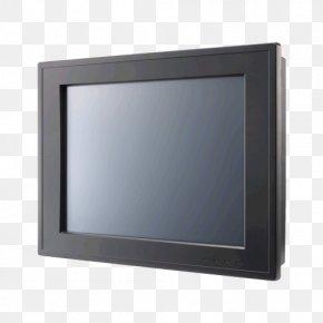 Computer - Panel PC Touchscreen Intel Atom Advantech Co., Ltd. Computer PNG