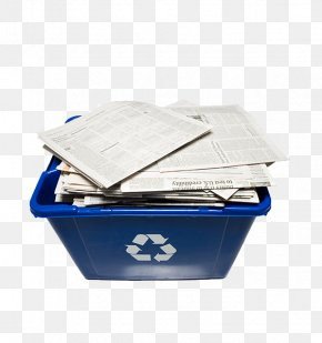 Recycled Paper - Paper Recycling Bin Waste Container Stock Photography PNG