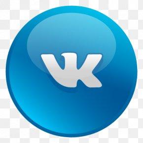 Glossy Vk Logo - Social Media VKontakte Download PNG
