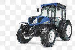 Tractor - John Deere New Holland Agriculture Tractor CNH Global New Holland Construction PNG