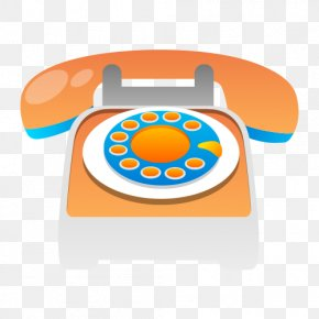 Nostalgia Vector Material Phone - Plain Old Telephone Service Mobile Phone Icon PNG