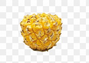 Half Pineapple - Advertising Plastic Wrap The Glad Products Company DDB Worldwide The Clorox Company PNG