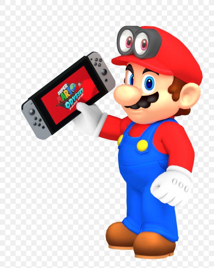 Nintendo Switch Super Mario Odyssey Mario Bros Wii U Png 779x1026px Nintendo Switch Art Captain Toad
