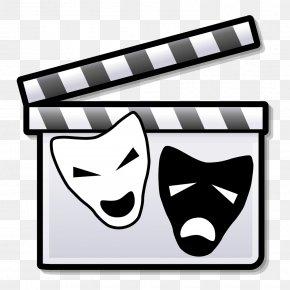 Film - Silent Film Clapperboard Film Director PNG