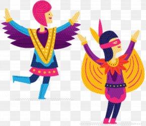 Fictional Character Folk Dance - Character Folk Dance PNG