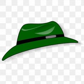 Cartoon Hat - Hat Cartoon Fedora Clip Art PNG