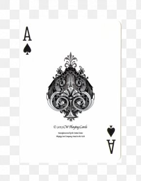 Playing Card Back - Ace Of Spades Playing Card Hearts PNG