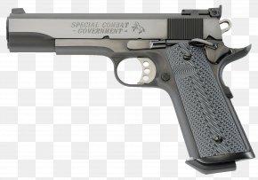 Colts - Colt's Manufacturing Company M1911 Pistol .45 ACP Automatic Colt Pistol Firearm PNG