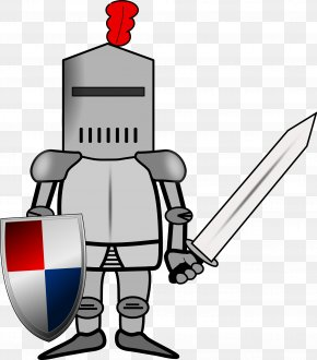 Knight Cliparts - Knight Middle Ages Clip Art PNG