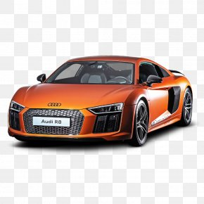 Orange,car,car,Audi R8 - 2015 Audi R8 2018 Audi R8 Car PNG