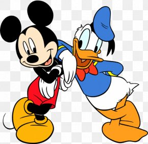 Mickey Mouse - Mickey Mouse Donald Duck Pluto Minnie Mouse Daisy Duck PNG