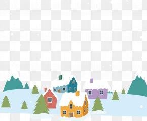 Snow Snow Creative - Snow Winter Euclidean Vector PNG
