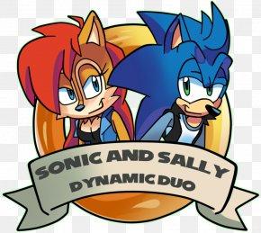 Dynamic Duo - Animated Cartoon Drawing Comics Illustration PNG