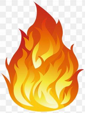 Flame Transparent Clip Art Image - Flame Fire Clip Art PNG