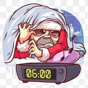 Santa Claus - New Year Santa Claus Bad Santa Clip Art Christmas Day PNG
