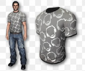 T-shirt - H1Z1 T-shirt Hoodie Sleeve TwitchCon PNG