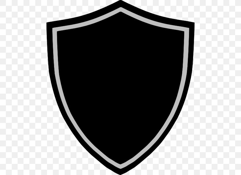 Shield Royalty-free Clip Art, PNG, 504x598px, Shield, Black, Black And White, Brand, Monochrome Download Free