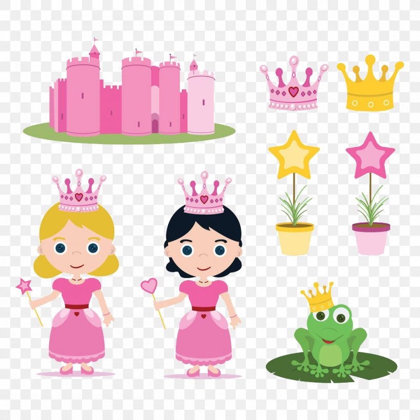 The Frog Prince Little Red Riding Hood Short Story Fairy Tale