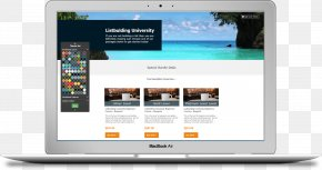 World Wide Web - Web Page Display Advertising Computer Monitors PNG