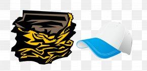 Vector Hat - Paper Bag Gunny Sack Clip Art PNG