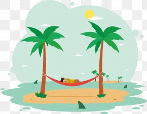 Leisurely Vacation - Slices Illustration PNG